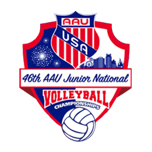 AAU Volleyball Nationals 18's (2019)