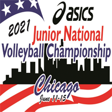 Navy Pier Asics National Volleyball Championships (2021)