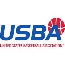 USBA All-American Games (2021) Logo