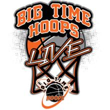Big Time Hoops Maryland Live (2021) Logo