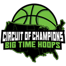 Big Time Hoops Circuit of Champions Session 7 (2021) Logo