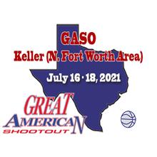 GASO Keller/Fort Worth (2021) Logo