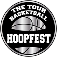 Extravaganza HoopFest (2021) Logo