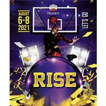Rise (2021) Logo