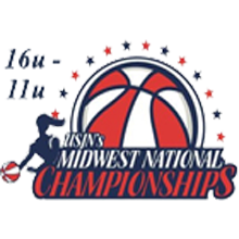 Midwest National Championships: 10th Annual (2021) Logo