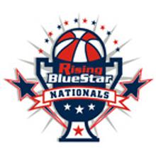 Rising Blue Star TEAM Nationals : 12th Annual (2021) Logo