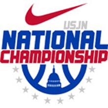 USJN 17U-11U National Championship: 35th Annual (2021) Logo