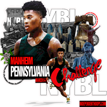 NYBL Challenge: Manheim, Pennsylvania (2021)