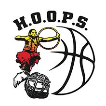 Hoop Session 3: (2021) Logo