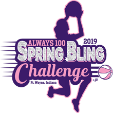 Always 100 Spring Bling Challenge (2021)