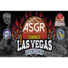 ASGR Las Vegas Summer Showdown (2021) Logo