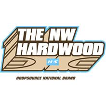 The NW Hardwood Invite (2021) Logo