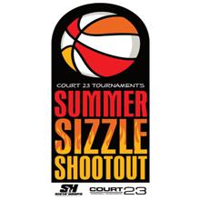 Summer Sizzle Shootout (2021) Logo
