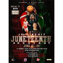 Jr. Circuit Juneteenth Shootout (2021)
