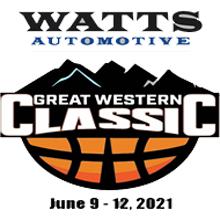Great Western Summer Classic (2021) Logo