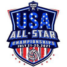 USA All-Star Championships (2021) Logo