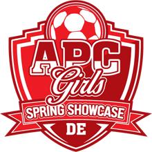 APC Spring Girls Showcase DE session 2 - 2021 - U15-U19 (2021) Logo