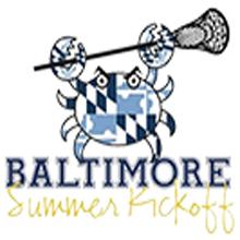 Baltimore Summer Kickoff Session 2 (2021) Logo