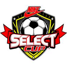Nike Concorde Select Cup (2021) Logo