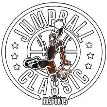 Jumpball Classic (2021) Logo