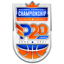 National Basketball Championship (2021) Logo