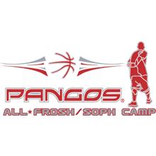 Pangos All-South Frosh/Soph Camp (2021) Logo