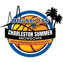 Big Shots Charleston Summer Finale (2021) Logo