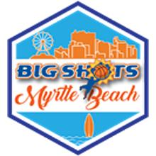 Big Shots Myrtle Beach Summer Finale (2021) Logo