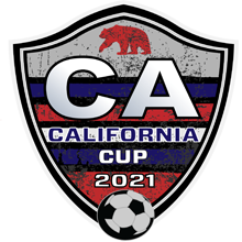 California Cup (2021) Logo